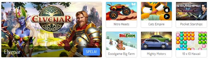 gratis spel online