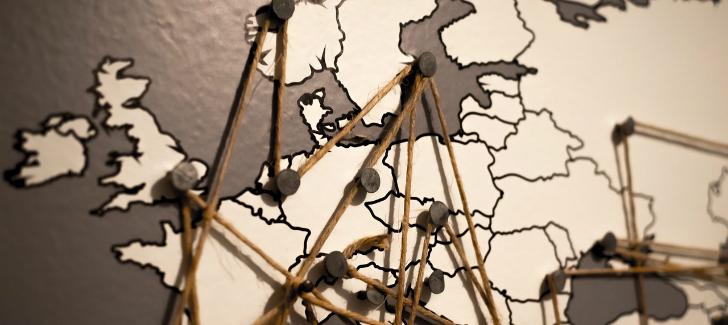 vpn-nätverk över hela världen