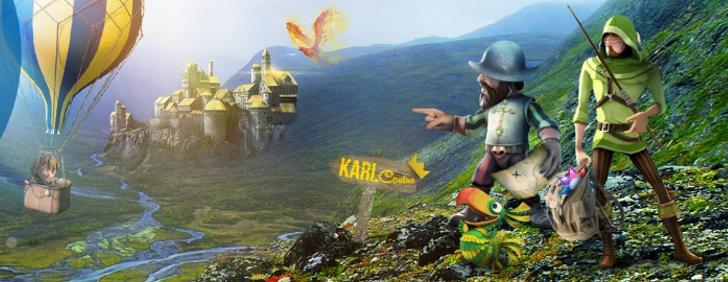 karl casino 10 freespins