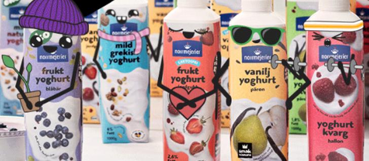 norrmejerier gratis yoghurt