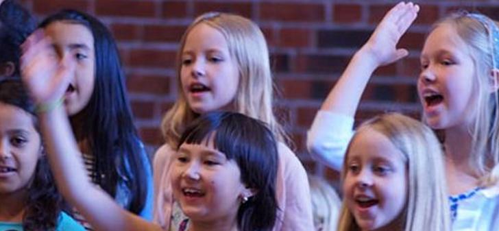 svenska kyrkan barnkör