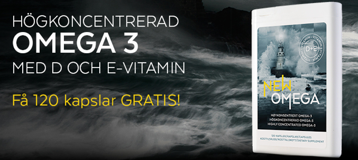 gratis omega 3