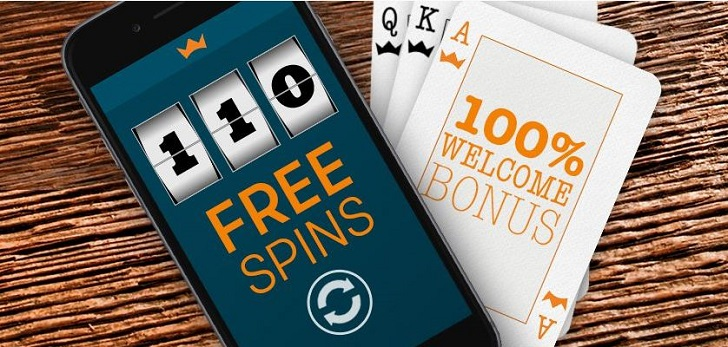 Få 10 free spins från InterCasino