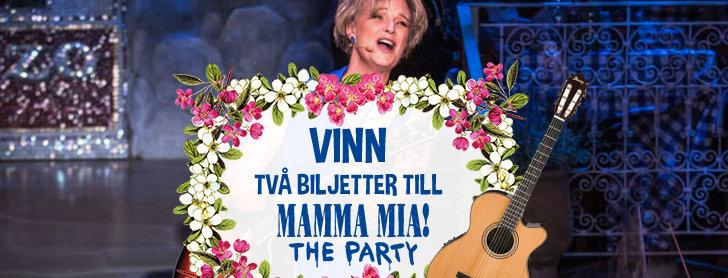 mama mia party abba