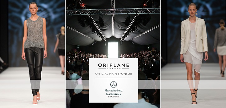 Gå på Oriflame Fashion Night