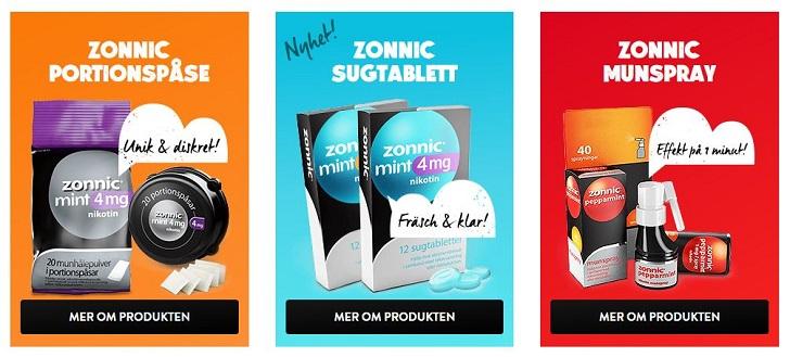 gratis smakprov från zoonic