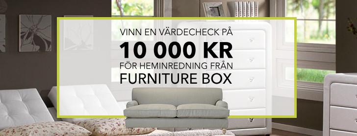 möbler från furniture box