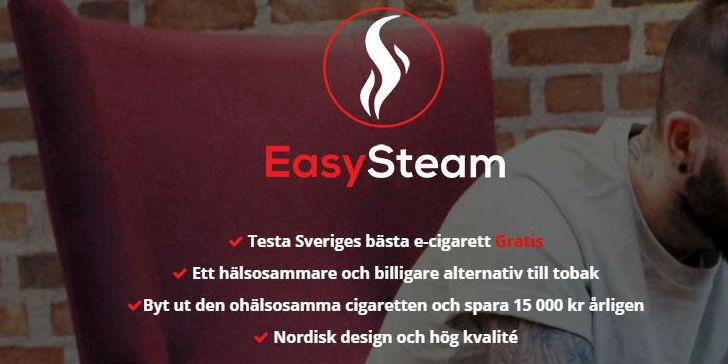 Pröva easy steam