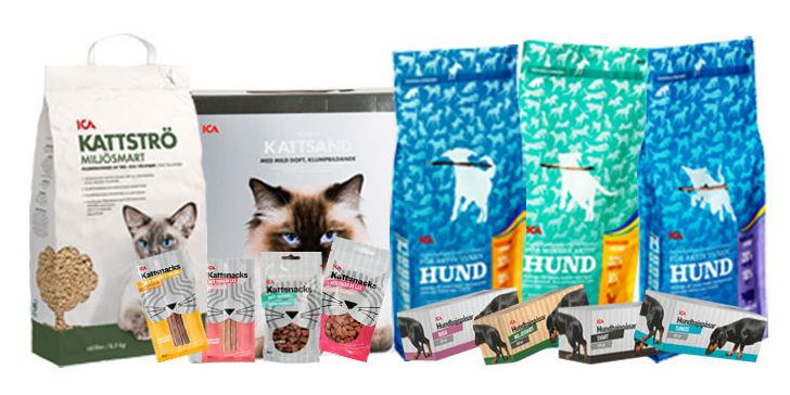 ICA bjuder på djurartiklar
