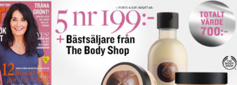 tara och the body shop
