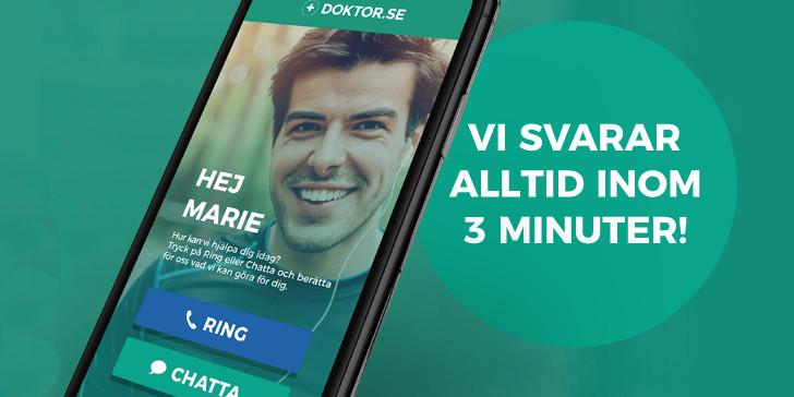gratis digital sjukvård