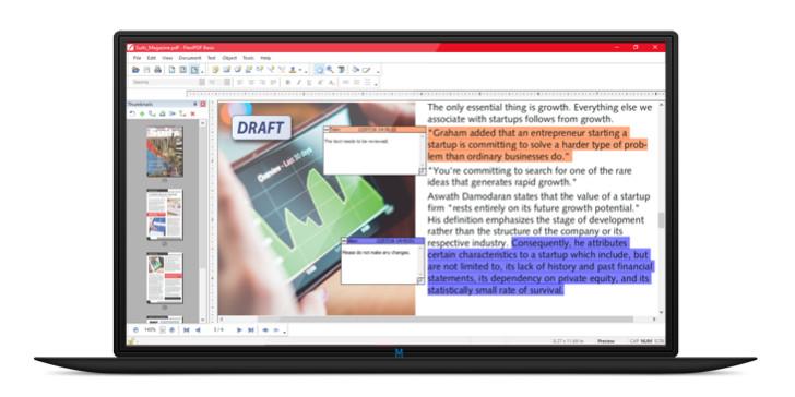 skapa pdf med flexipdf