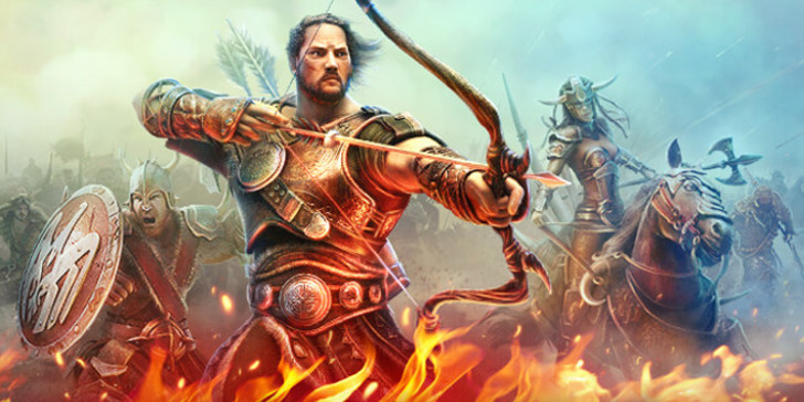 vikings war of clans online spel
