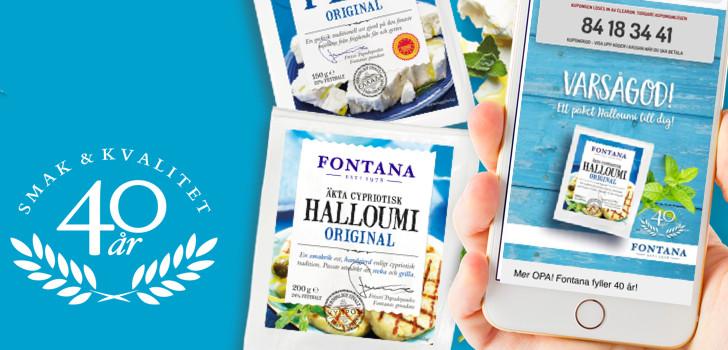 fontana bjuder på grekisk matkultur