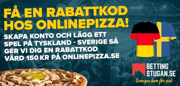 få en pizza online