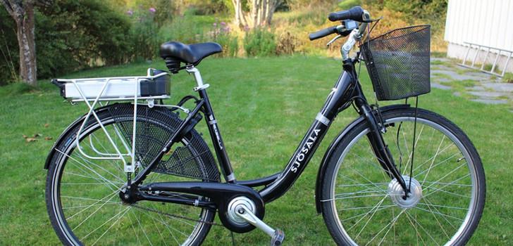 låna elcykel gratis