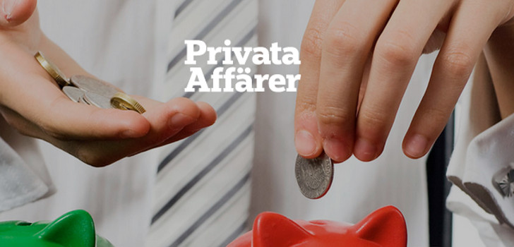 tidningen privata affärer
