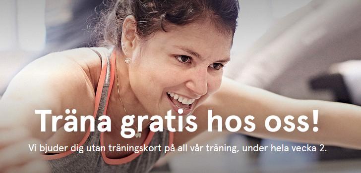 träna gratis hos friskis och svettis