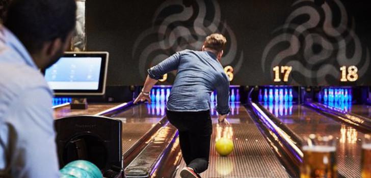 gratis bowling hos olearys