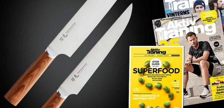 japanska köksknivar