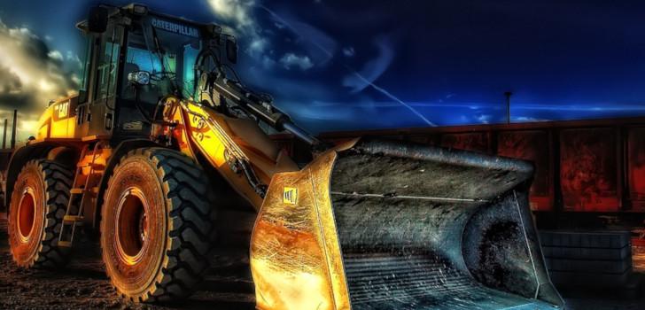 traktor maskin