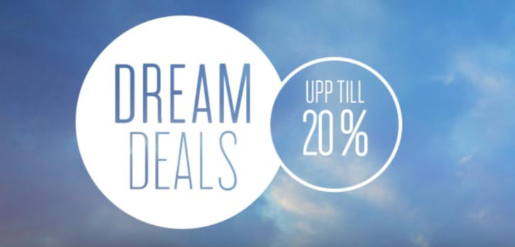 dream deals hos radisson blu