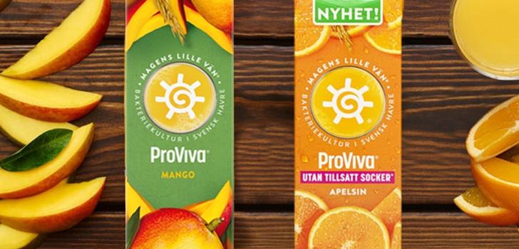proviva fruktdryck med bakteriekultur