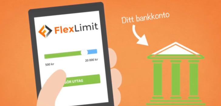flexlimit,låna pengar